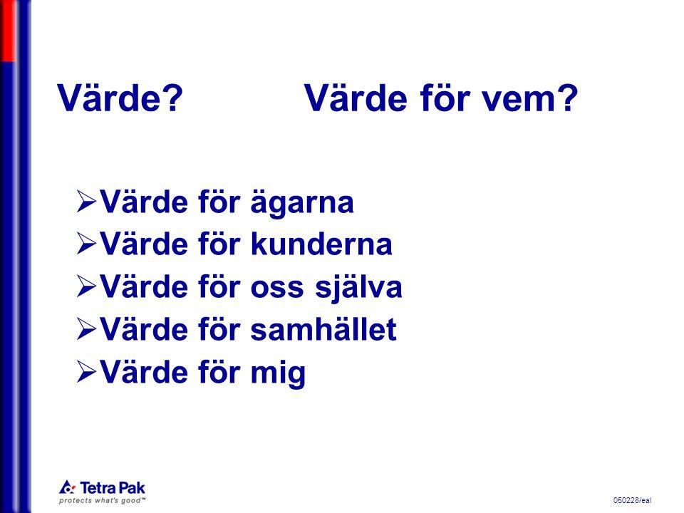 050228/eal Värdet av att veta vad man får Produktblad på ORBIS 80+ på svenska Service Level Agreements 198 SLAs