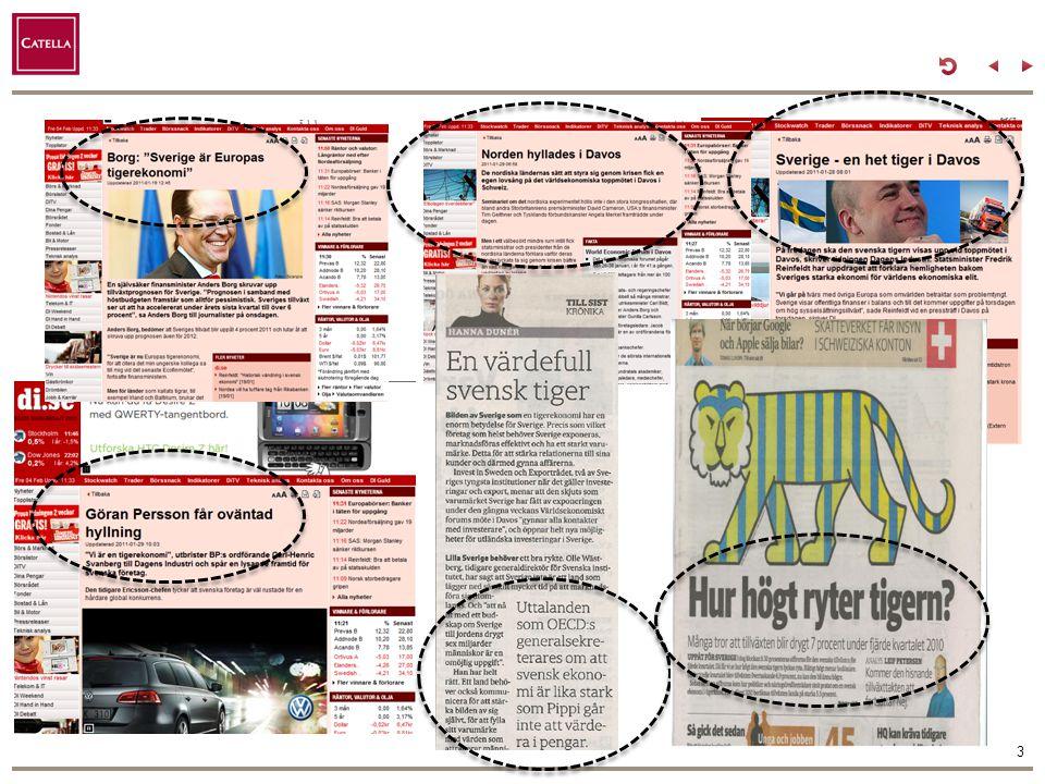 Catella Nordic Tiger The Nordic way, safe and sound  Emerging markets driver den globala utvecklingen och kommer göra det närmaste 10 åren  Men det kommer bli en berg och dalbana  Fonden Catella Nordic Tiger kommer erbjuda  Emerging market exponering genom en Nordiskt mogen, starkt reglerad marknad med ett aktievänligt klimat.