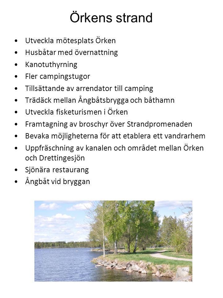 Konst - kultur Utveckla Strandparken ex.