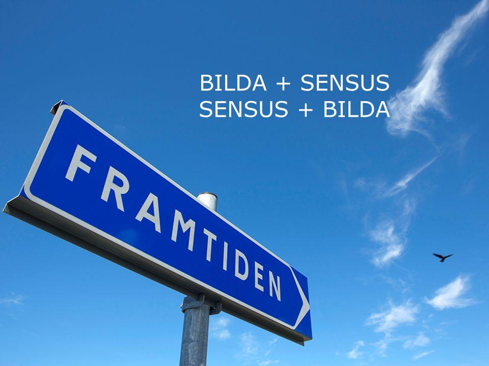 BILDA + SENSUS SENSUS + BILDA