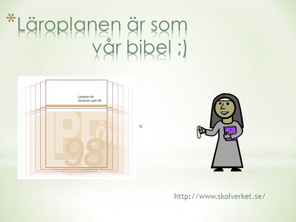 = http://www.skolverket.se/