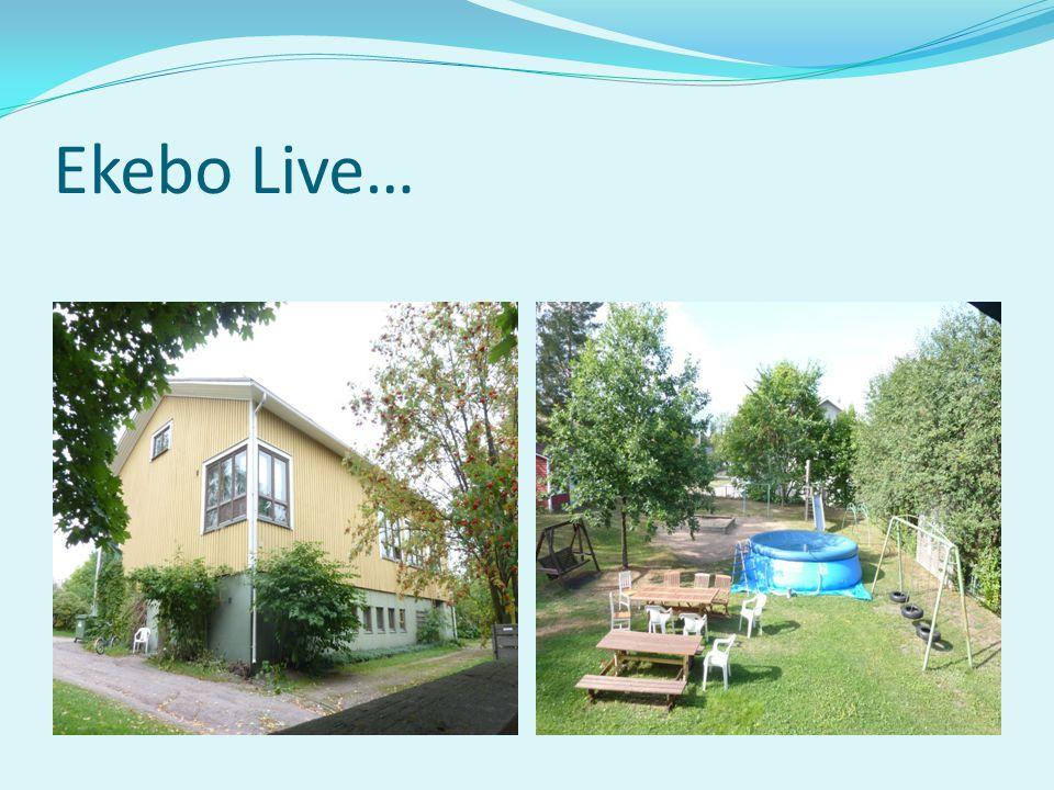 Ekebo Live…
