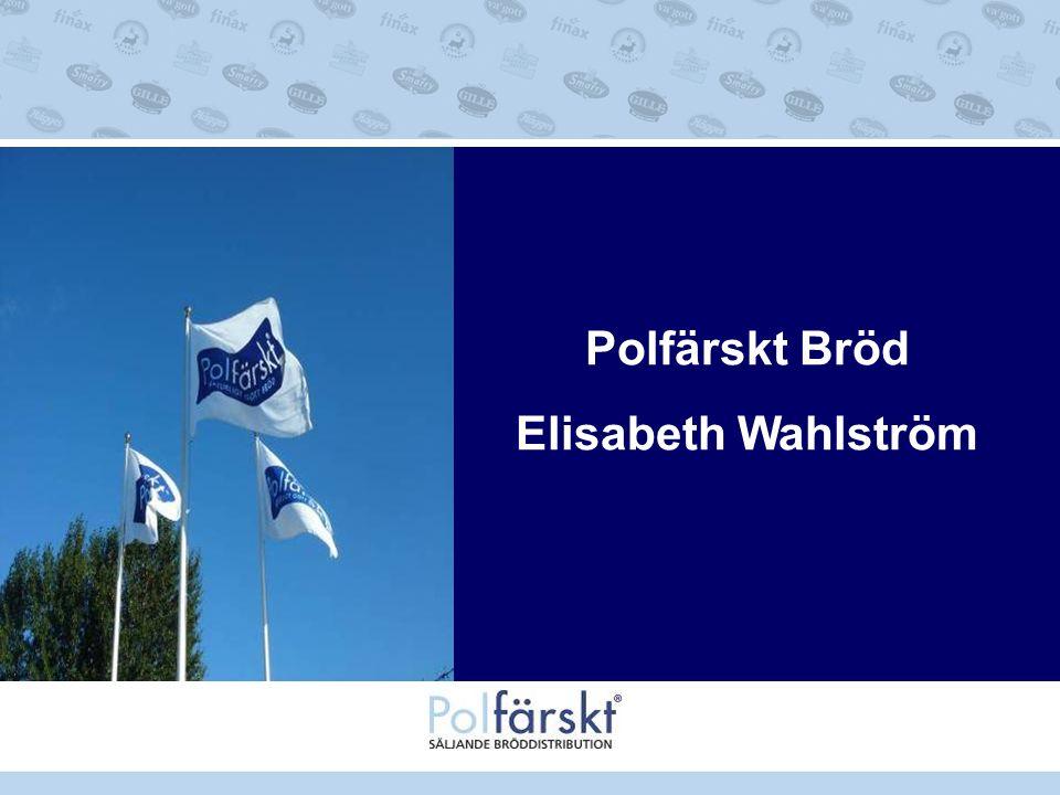 Polfärskt Bröd Elisabeth Wahlström