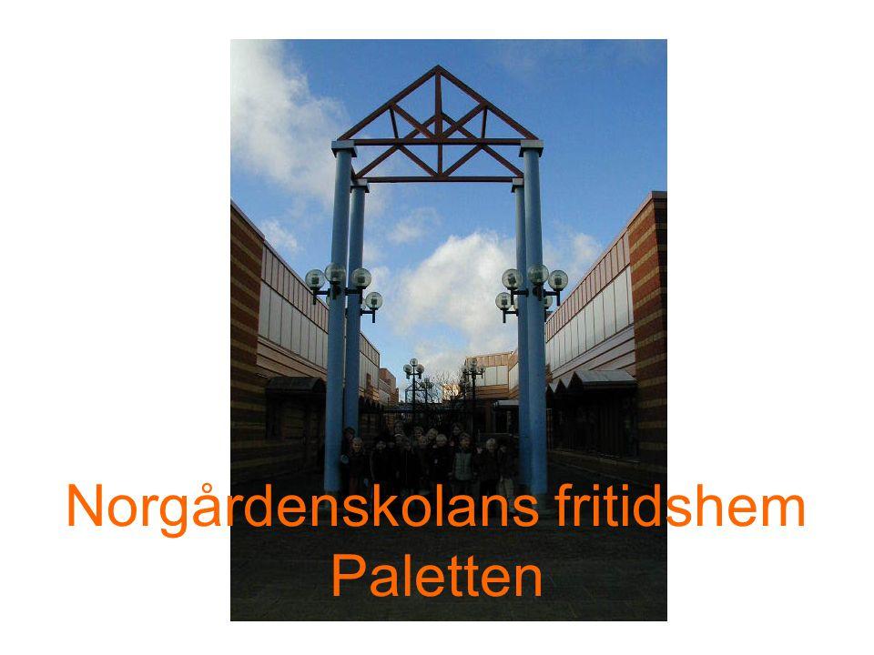 Norgårdenskolans fritidshem Paletten