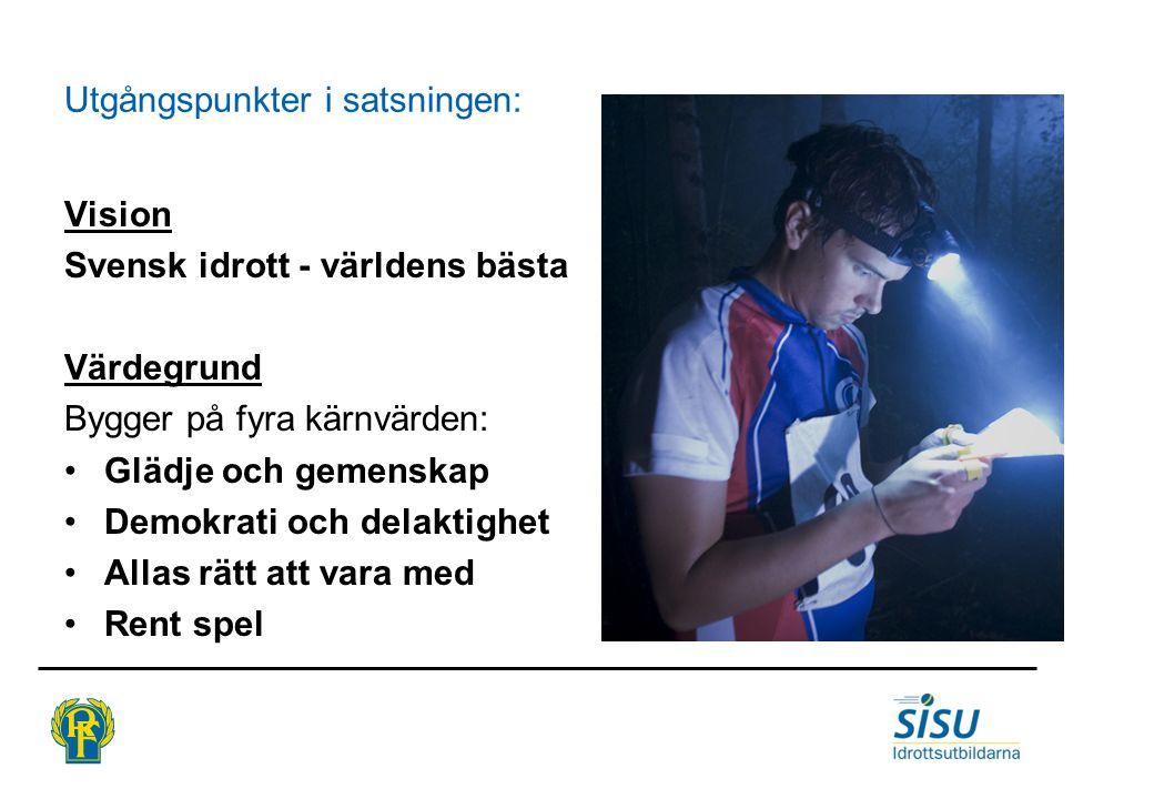 Referenser (att luta sig mot) Idrotten vill Svenska Golfförbundet Gotlands Idrottsförbunds vision och riktlinjer för barn- och ungdomsidrotten