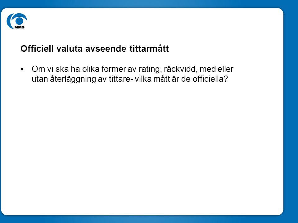 Ny rekryteringsmatris Föreslagen Rekryteringsmatris Vilka kanaler ska referensbandas.