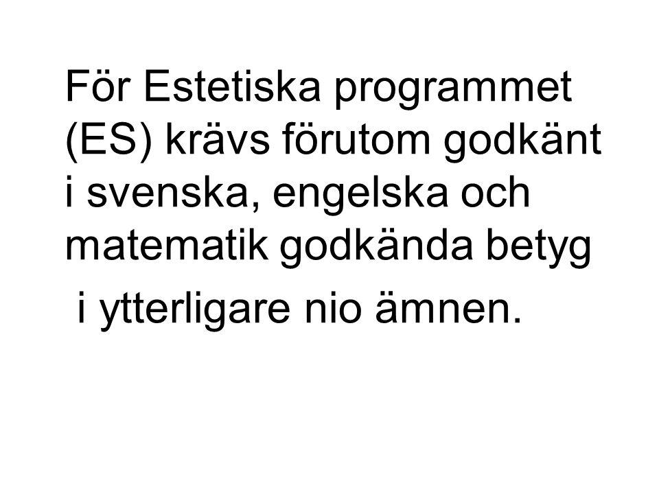 Länkar till mera information Uppsala kommuns information om gymnasieskolan http://www.uppsala.se/sv/Utbildningbarno msorg/Gymnasium/http://www.uppsala.se/sv/Utbildningbarno msorg/Gymnasium/ Jämför olika gymnasieskolor i Uppsala http://uppsala.hittaochjamfor.se/Comparis on/Index/8 http://uppsala.hittaochjamfor.se/Comparis on/Index/8 Skolverkets information om gymnasievalet http://gymnasieinfo.se/