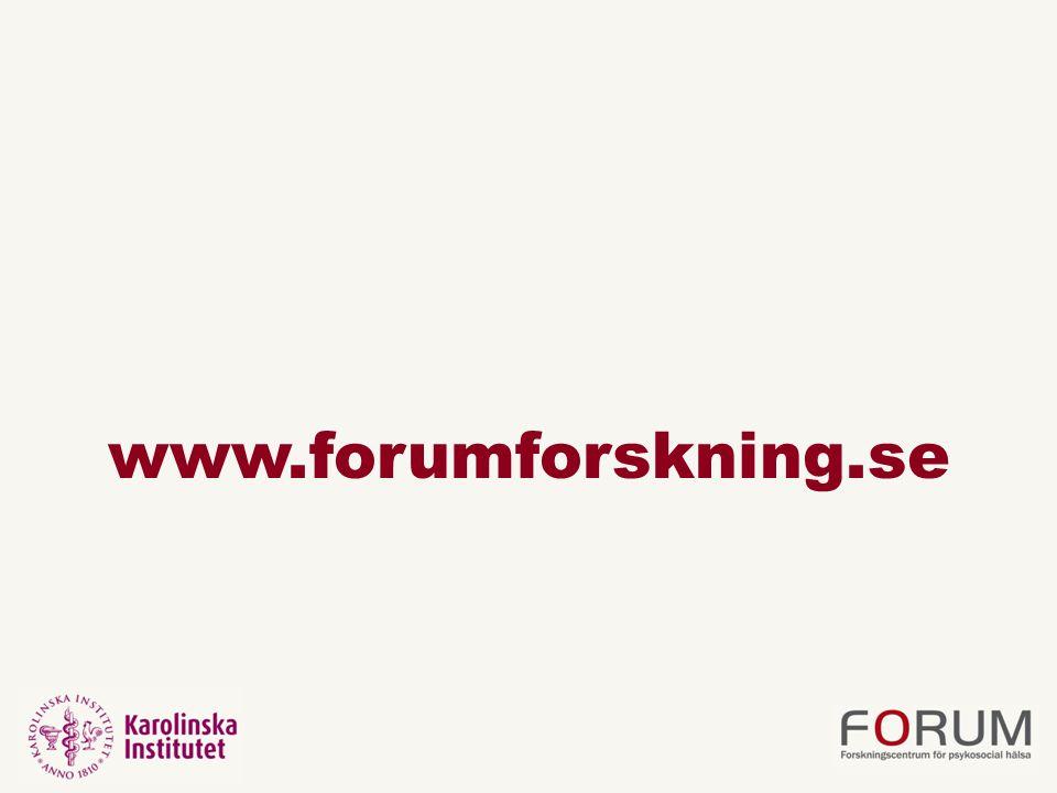 www.forumforskning.se