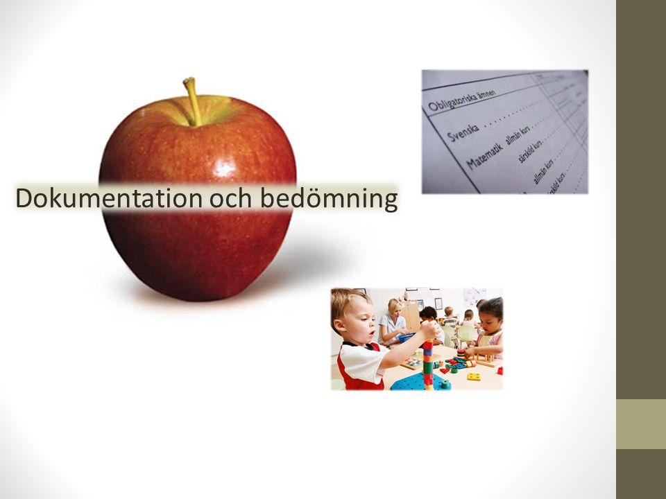 Förarbetet till revideringen av läroplanstexten: Syftet med utvärderingen är att få kunskap om hur förskolans kvalitet, dvs.
