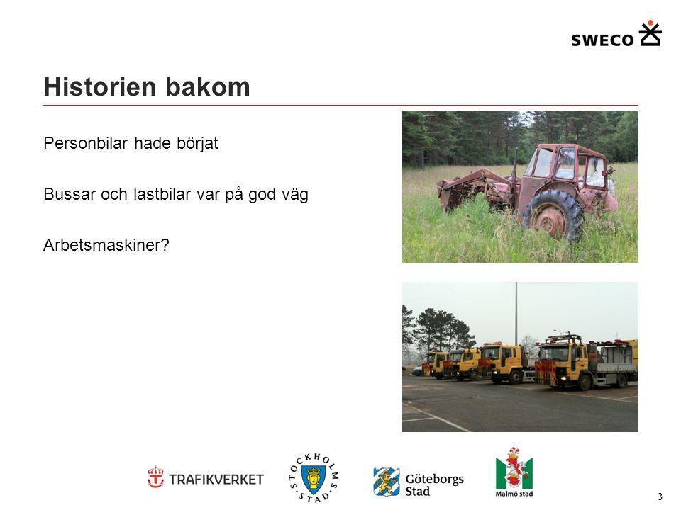 Tack för er tid! Ulrika Franzén +46 76 106 17 41 ulrika.franzen@sweco.se 14