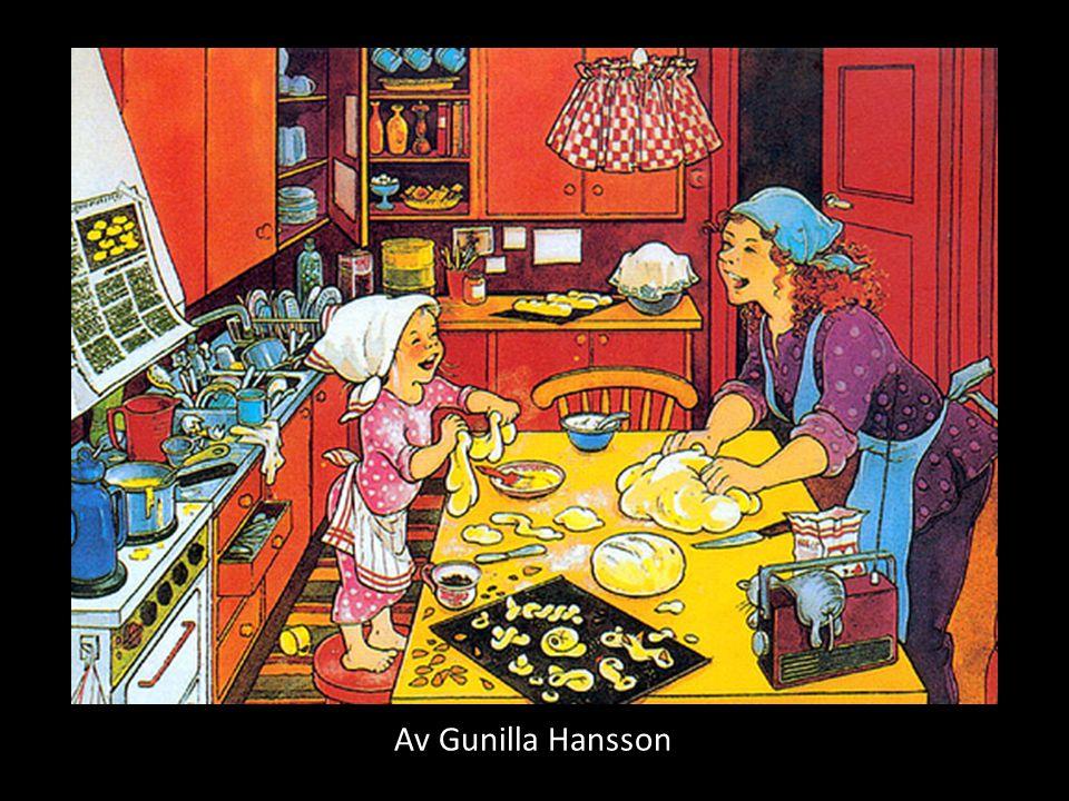 Av Gunilla Hansson