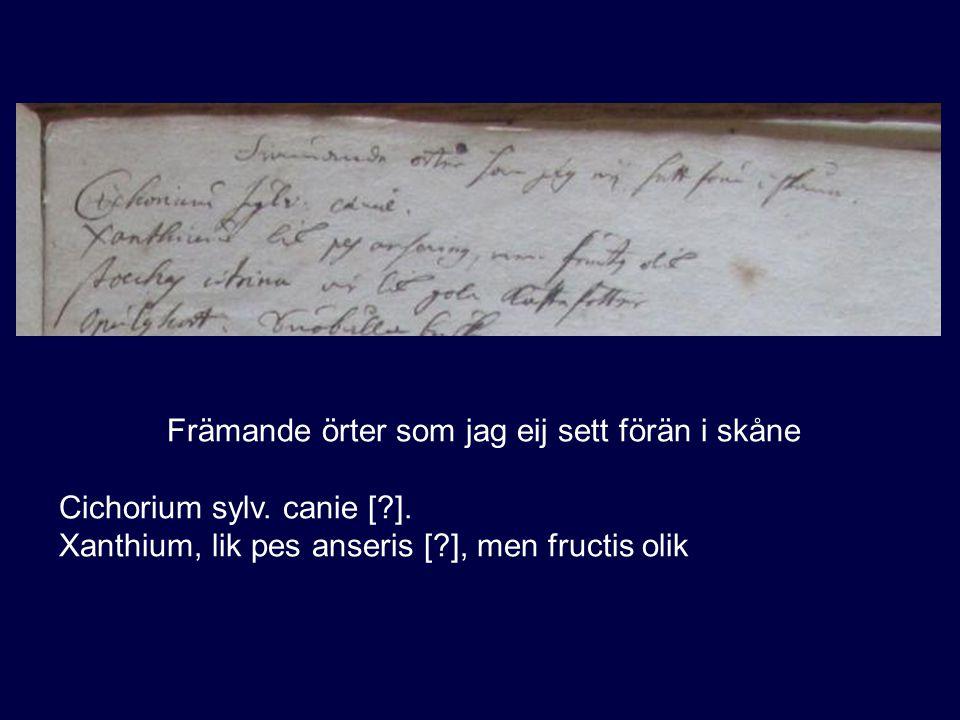 Systema Naturae, 1735
