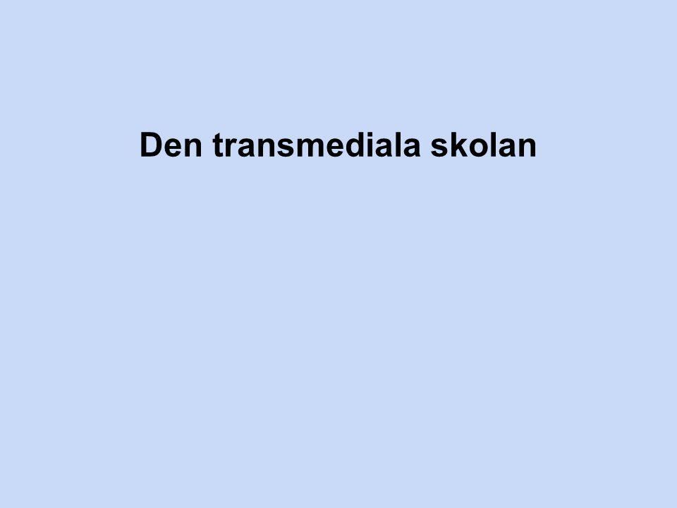 Den transmediala skolan