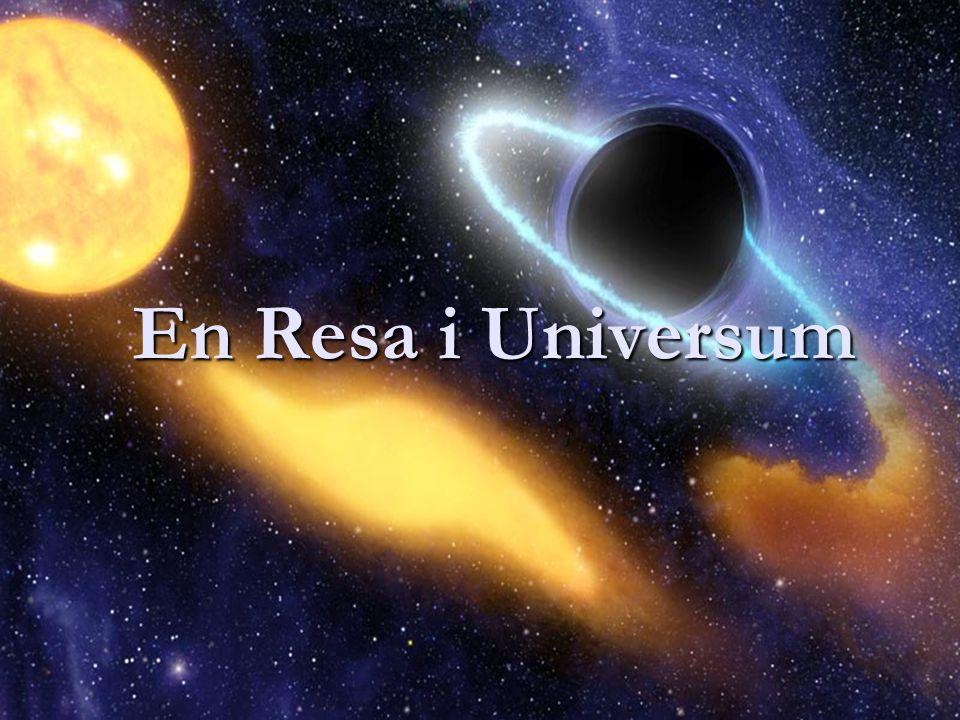 En Resa i Universum