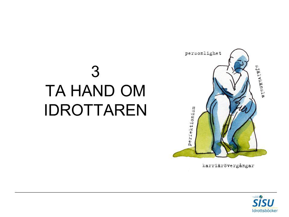 3 TA HAND OM IDROTTAREN