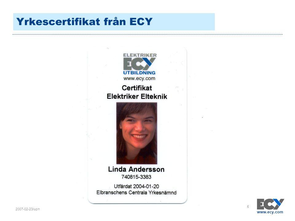 www.ecy.com 2007-02-23/upn 6