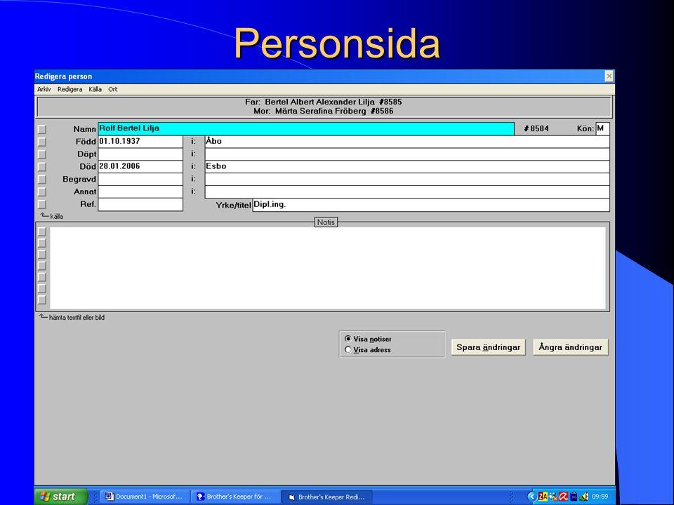Personsida