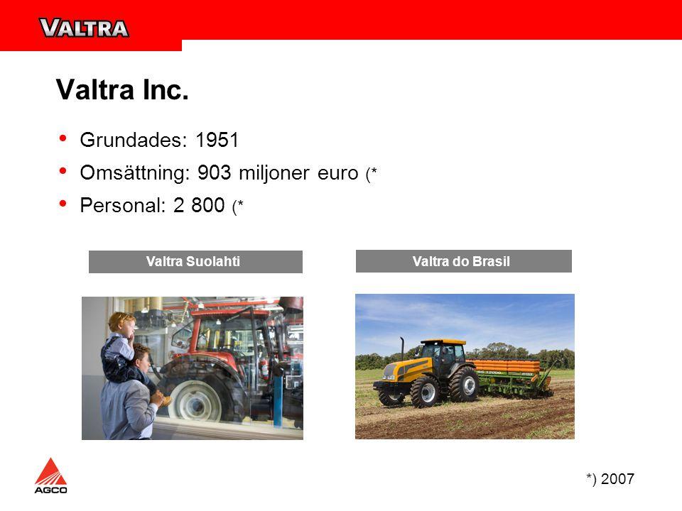 Valtra Inc.