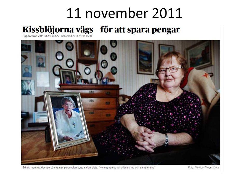 11 november 2011