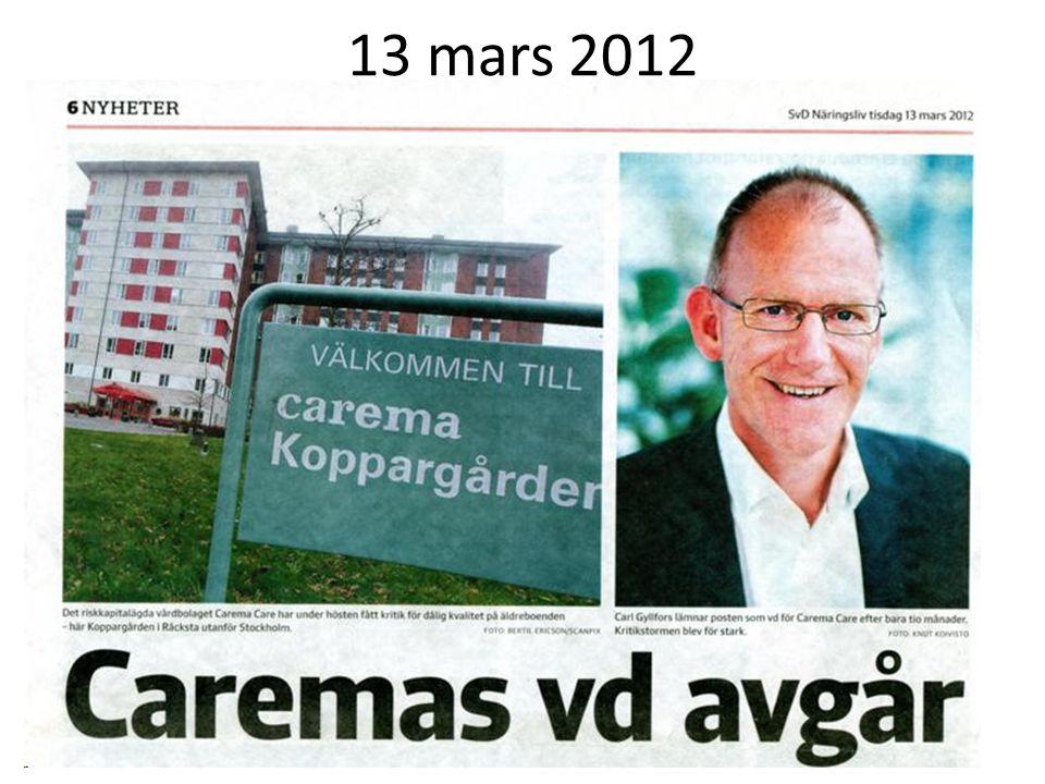 13 mars 2012