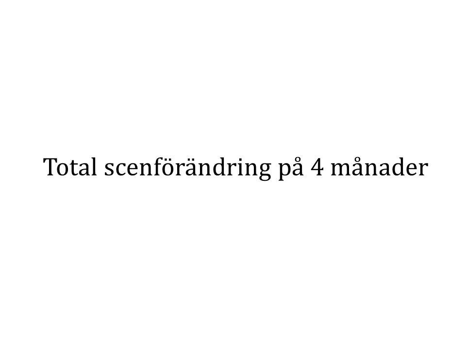 Genomför förändringarna när makten är vår Stockholms stad lät förskolechefen i Årsta ta över fyra förskolor.