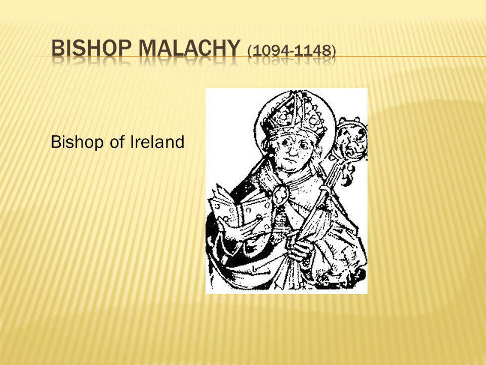 Bishop of Ireland