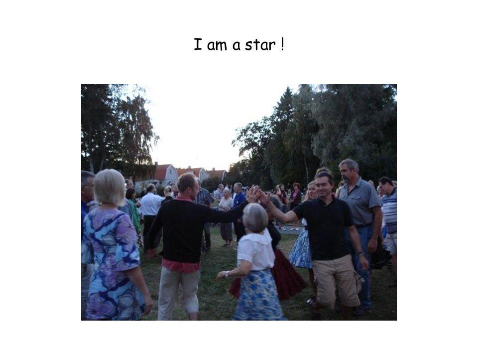 I am a star !