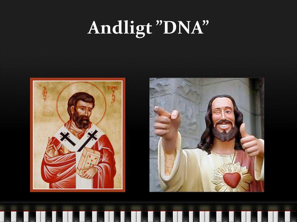 """Andligt """"DNA"""""""