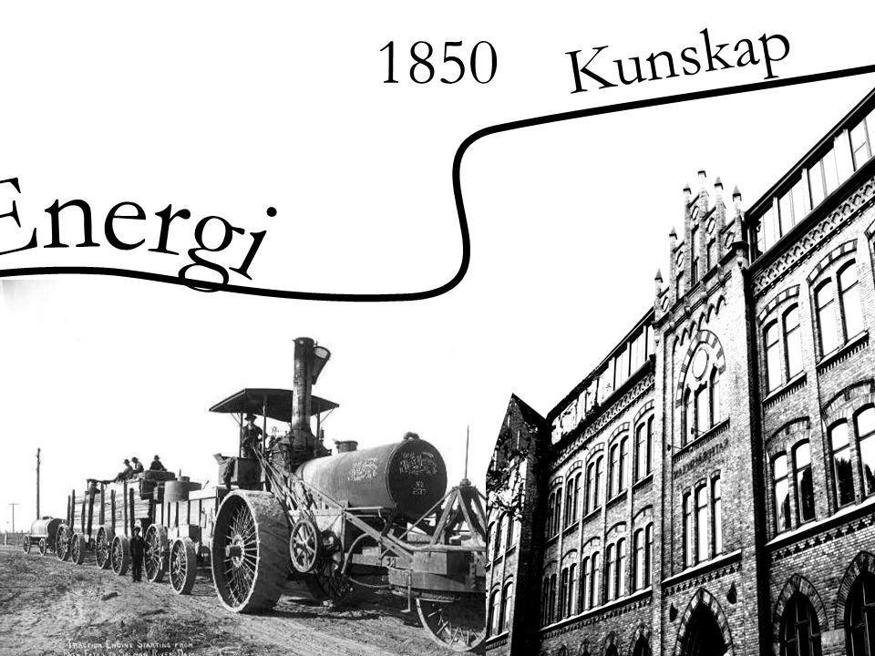 1850 Kunskap