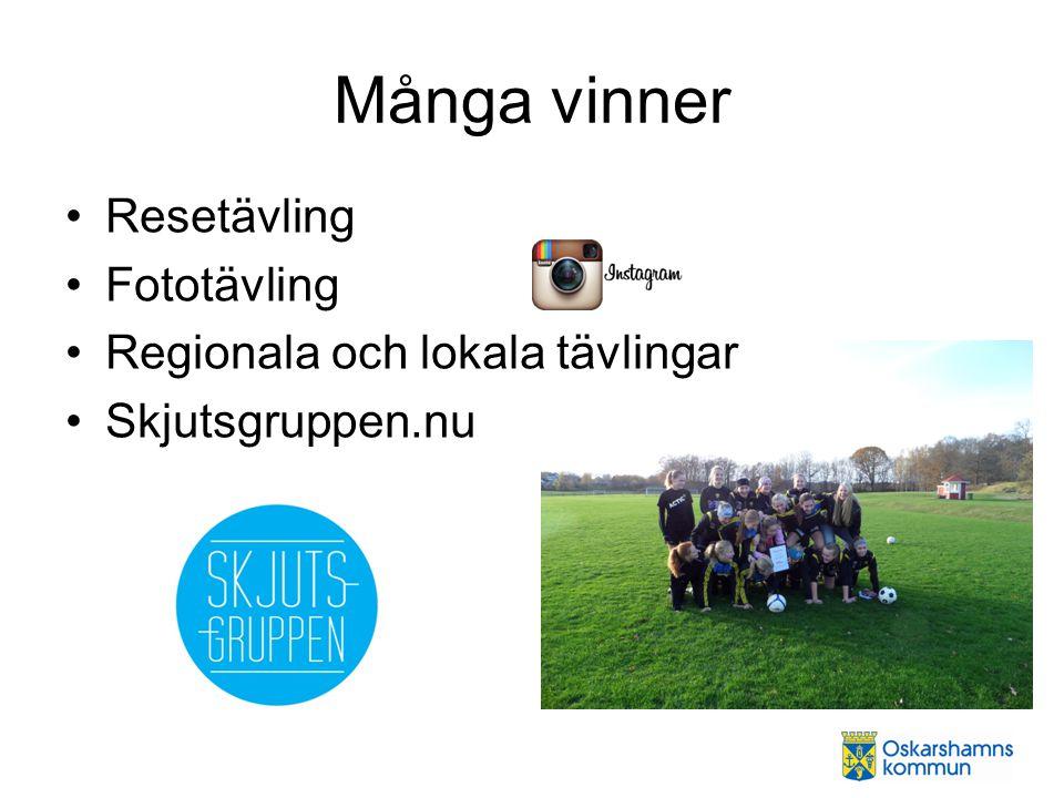 Många vinner Resetävling Fototävling Regionala och lokala tävlingar Skjutsgruppen.nu