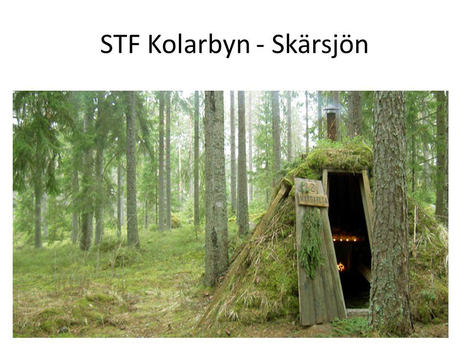 STF Kolarbyn - Skärsjön