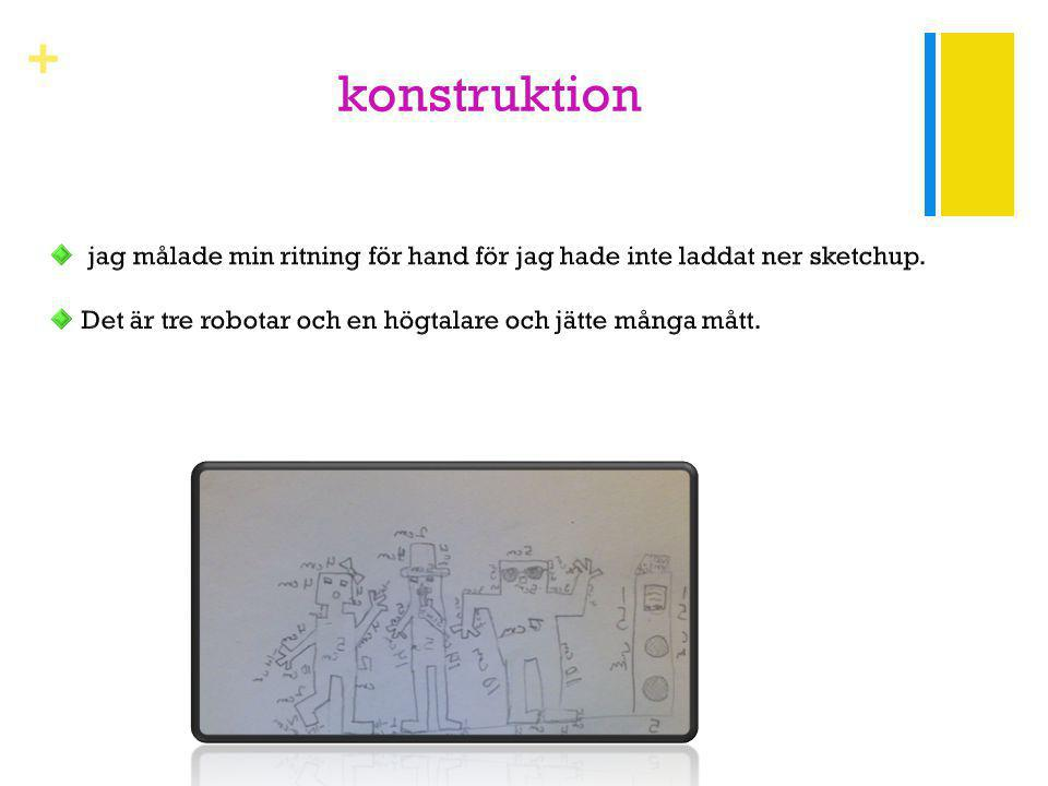 + konstruktion