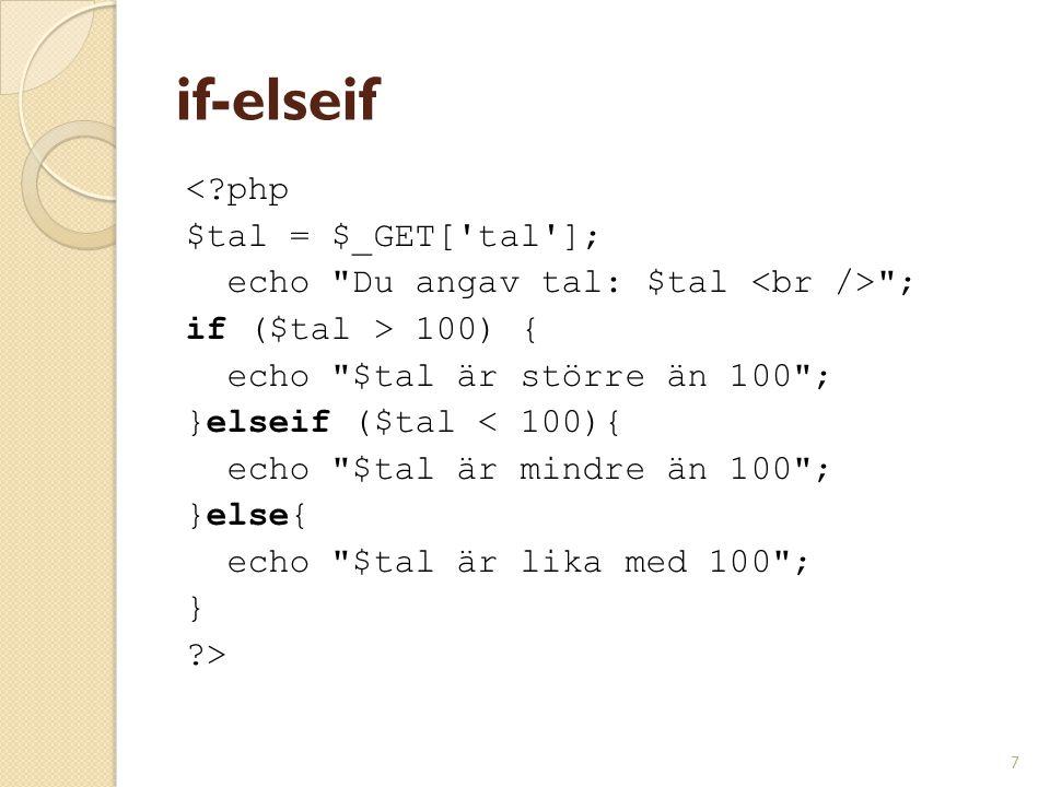Inlämningsuppgift 2 Skapa ett formulär som innehåller två textfält och en knapp.