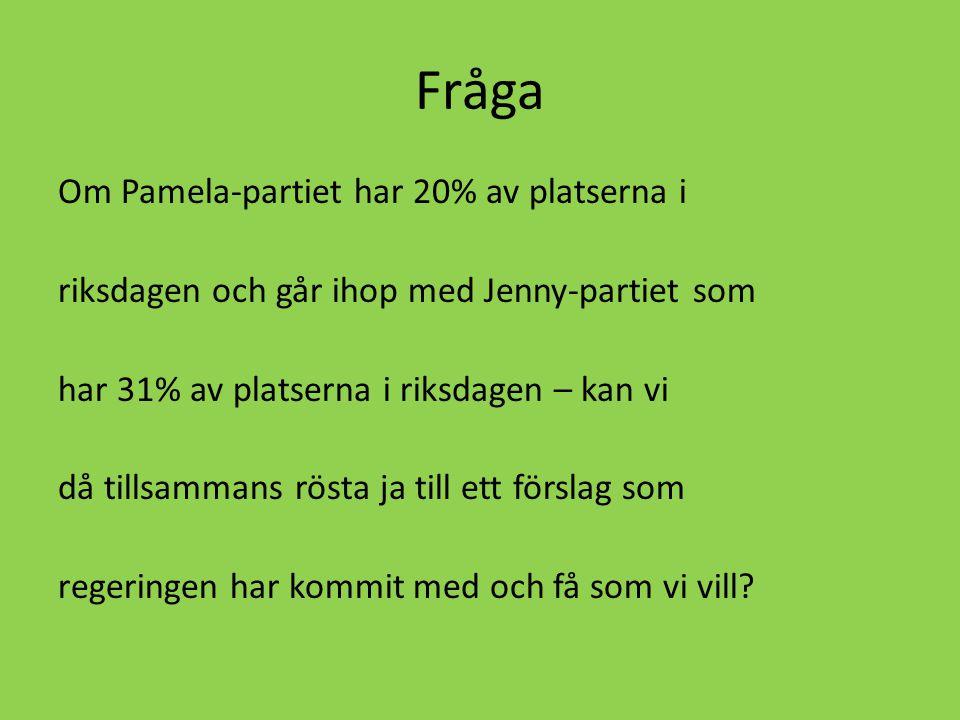 I Sverige finns det fyra lagar som är mycket svåra att ändra.
