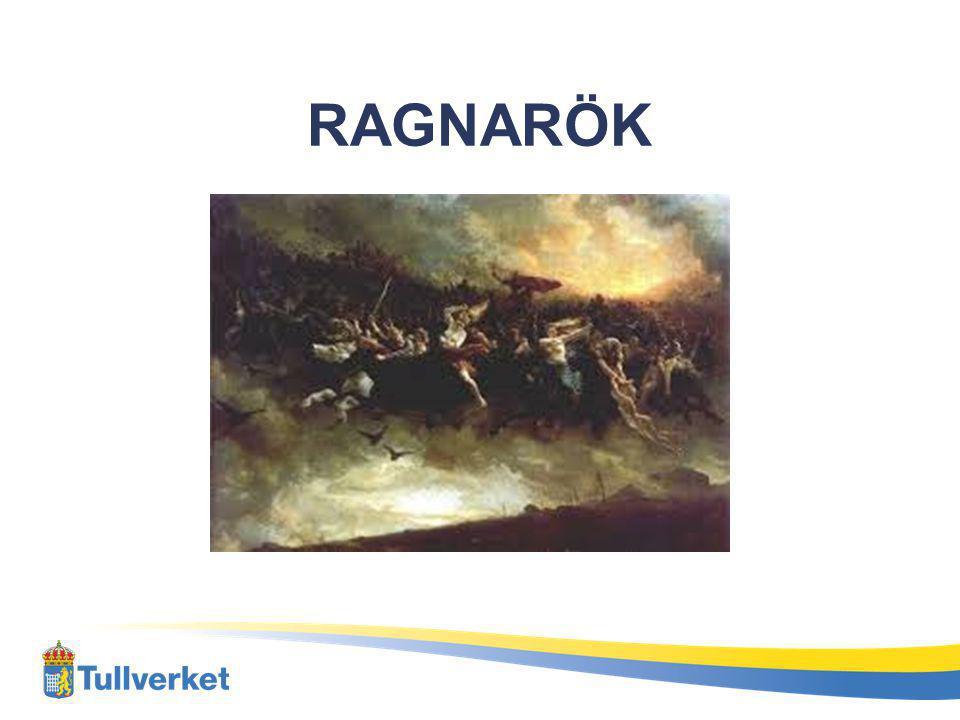 Resultat i Ragnarök 43 myndighetsgemensamma kontroller ( 25 st startade förundersökningar ) 9 kontroller av närpolis i området Beslut om pålägg av skatteverket på ca 450 000