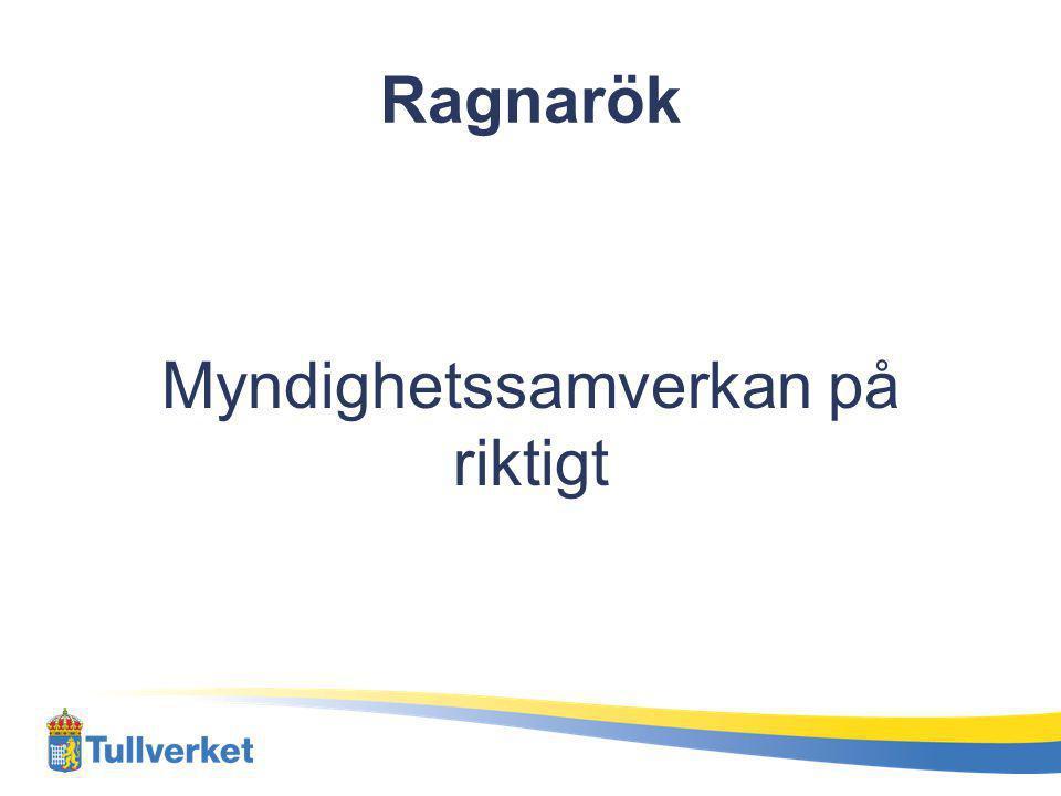 Uppstart Beställning inom ramen för Selmasatsning till RUC Uppdrag: Kartlägga den illegala cigaretthanteringen i Malmö Syfte: Begränsa den illegala hanteringen av cigaretter