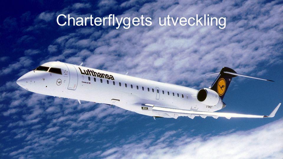 Charterflygets utveckling