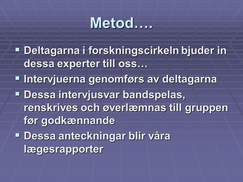 Metod….