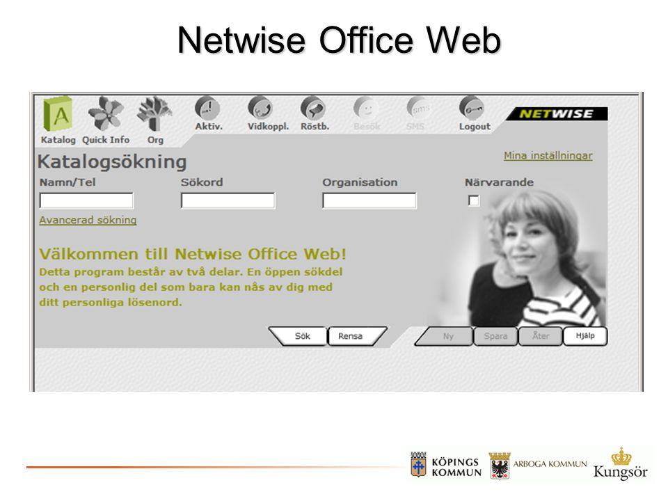 Netwise Office Web