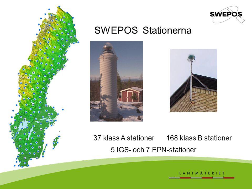 Förtätning i Västsverige 14 nya stationer 9 stationer i drift