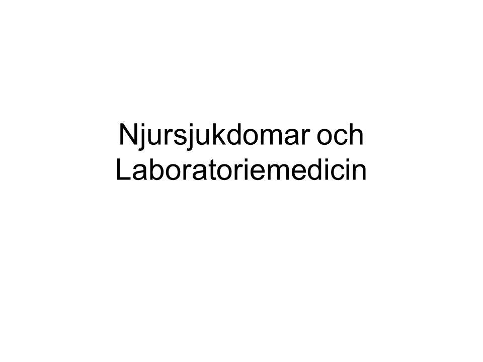 Screening P/S-Kreatinin Urinsticka-förekommer mikroskopisk hematuri och/eller proteinuri?