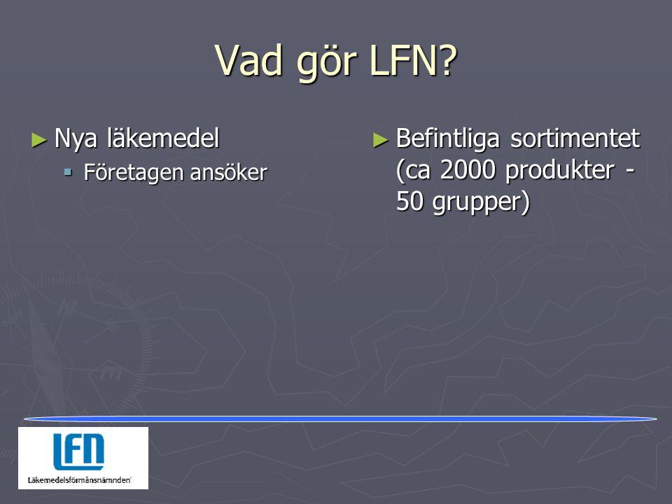 Vad gör LFN.