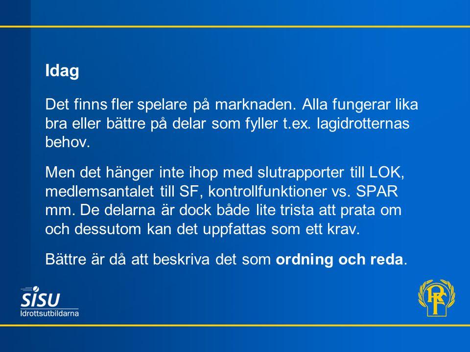 BEHOV ELLER JÄMFÖRELSE Thomas Larsson
