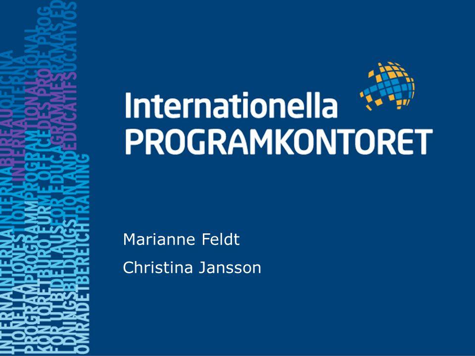 Marianne Feldt Christina Jansson