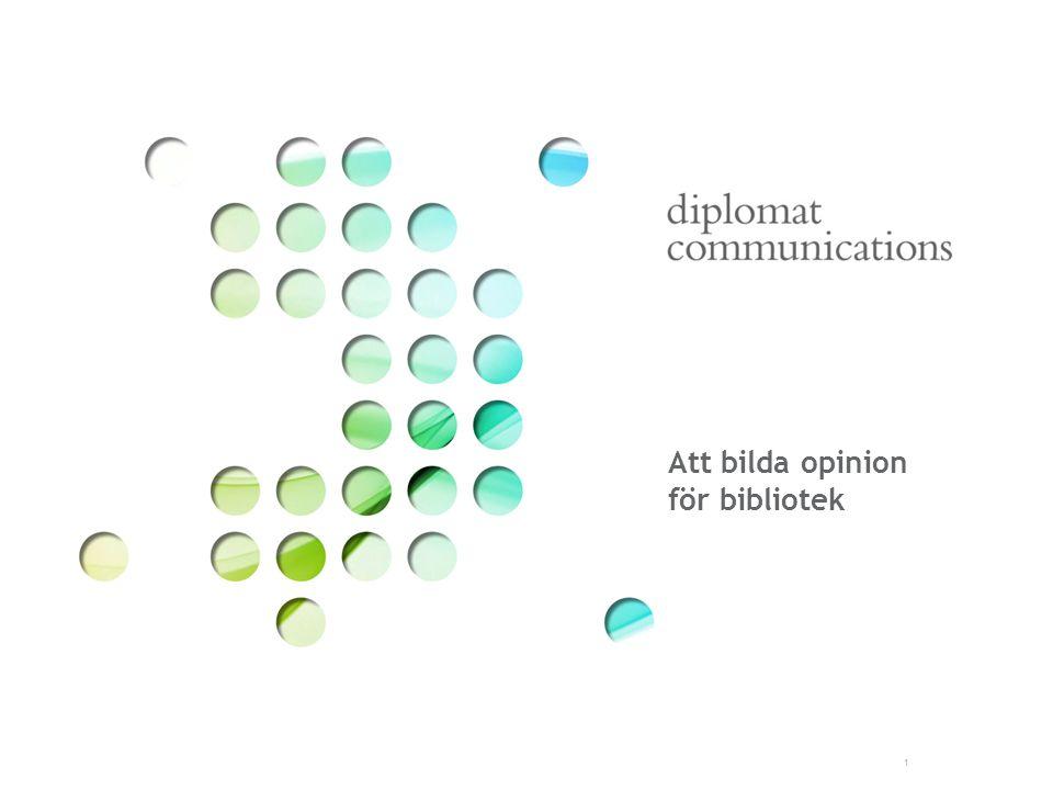 Tre utmaningar 12 Öka nyttjandet AllmänhetenMarknadsföring Bättre förutsättningar Politiker Lobbying och opinionsbildning Förändra bilden Opinionsledare Varumärkes- byggande Utmaning MålgruppMetod