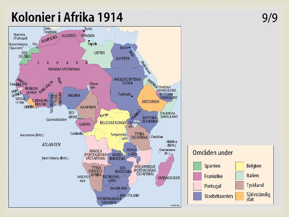   Britterna gjorde anspråk på ett mycket utvecklat och civiliserat område  Trängt bort konkurrenter redan på 1700-talet  Informellt styre – Ostindiska kompaniet Asien berördes också av imperialismen - Indien