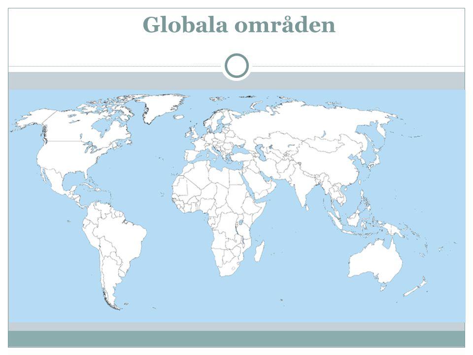 Globala områden