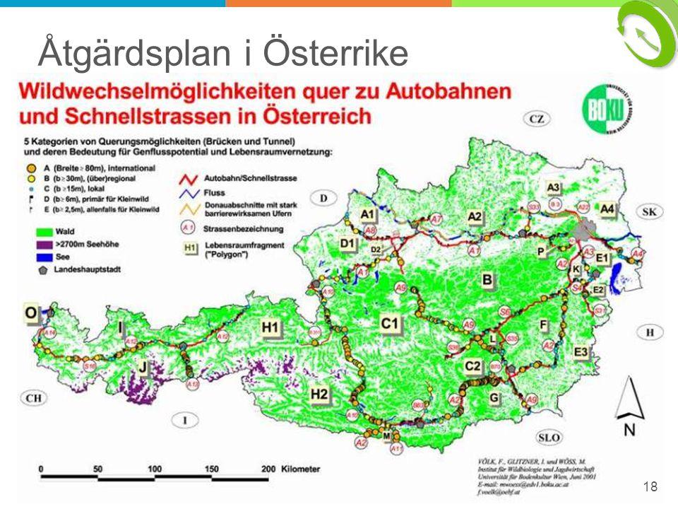 Åtgärdsplan i Österrike 18