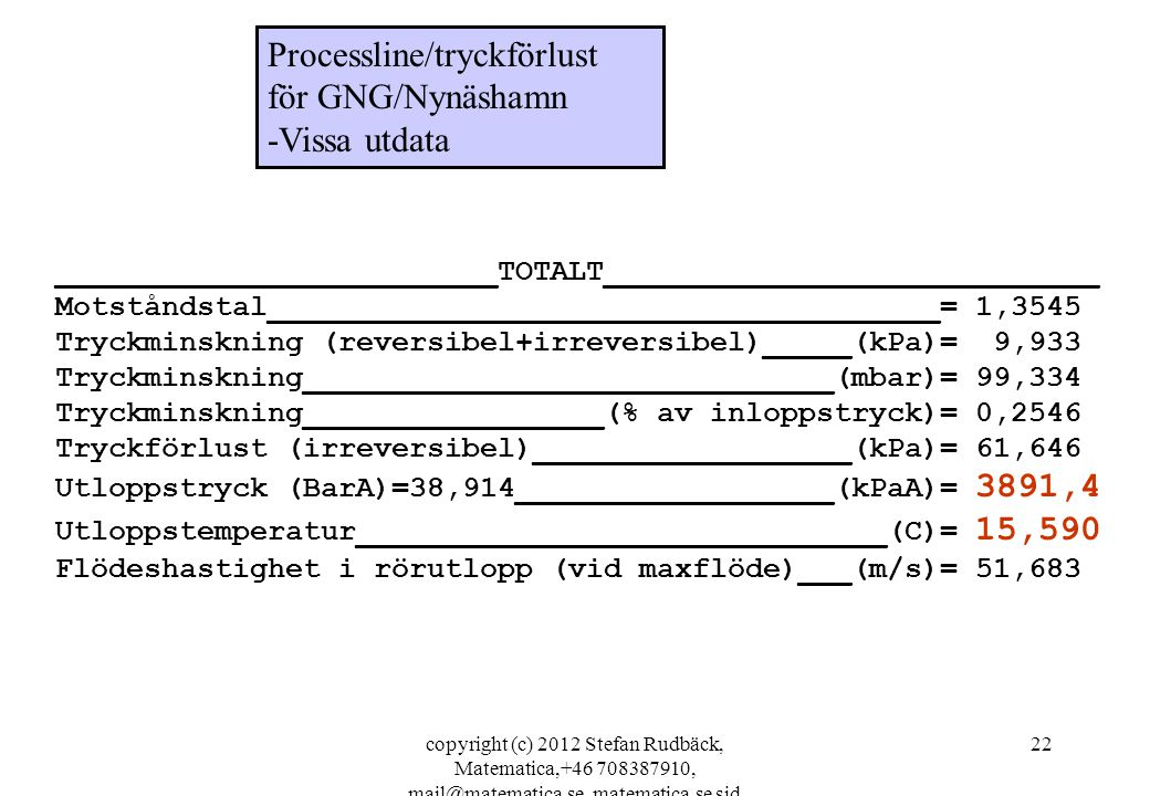 copyright (c) 2012 Stefan Rudbäck, Matematica,+46 708387910, mail@matematica.se, matematica.se sid 22 _________________________TOTALT_________________