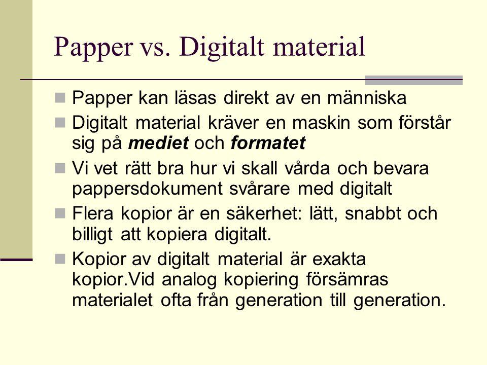 Papper vs.